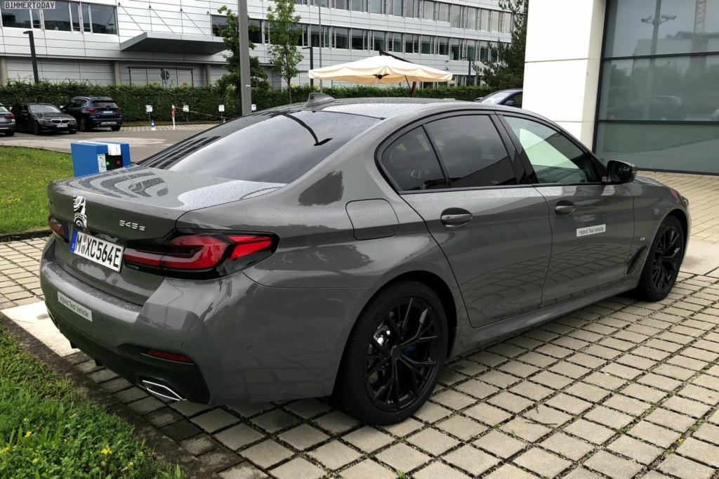 2020 - [BMW] Série 5 restylée [G30] - Page 10 Bmw-5412