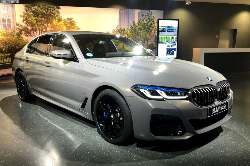 2020 - [BMW] Série 5 restylée [G30] - Page 10 Bmw-5413
