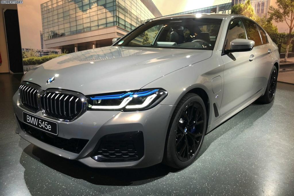 2020 - [BMW] Série 5 restylée [G30] - Page 10 Bmw-5414