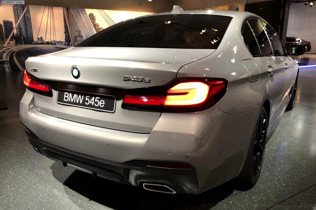 2020 - [BMW] Série 5 restylée [G30] - Page 10 Bmw-5416