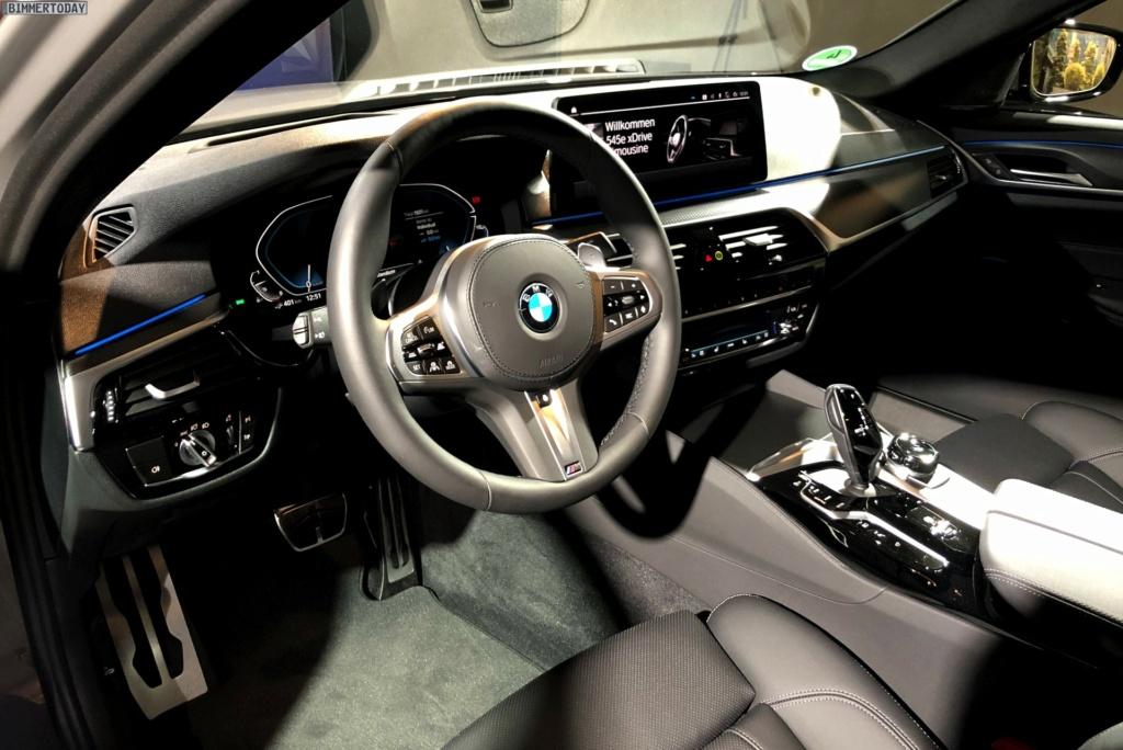2020 - [BMW] Série 5 restylée [G30] - Page 10 Bmw-5417