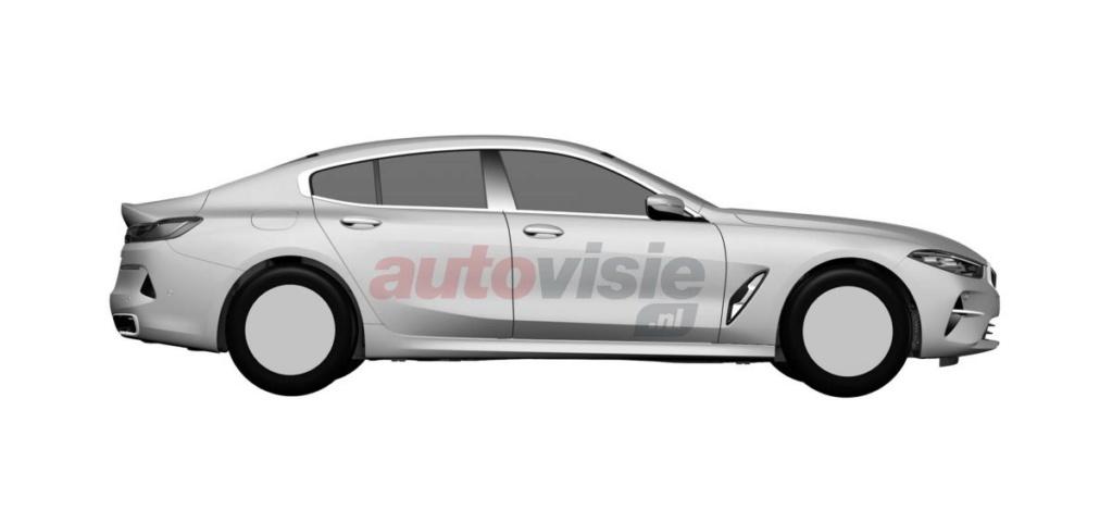 2019 - [BMW] Série 8 Gran Coupé [G16] Bmw-8-11