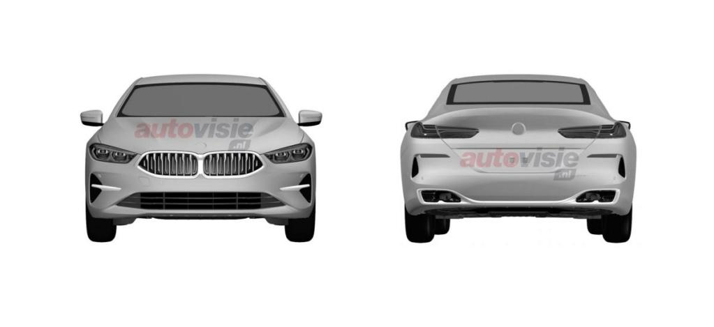 2019 - [BMW] Série 8 Gran Coupé [G16] Bmw-8-13