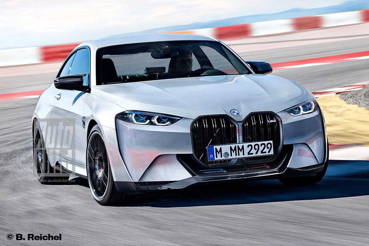 2022 - [BMW] Série 2 / M2 Coupé [G42] Bmw-m-10