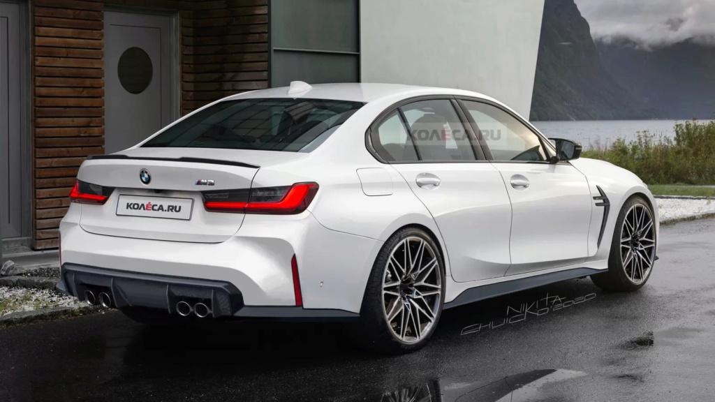 2020 - [BMW] M3/M4 - Page 17 Bmw-m322
