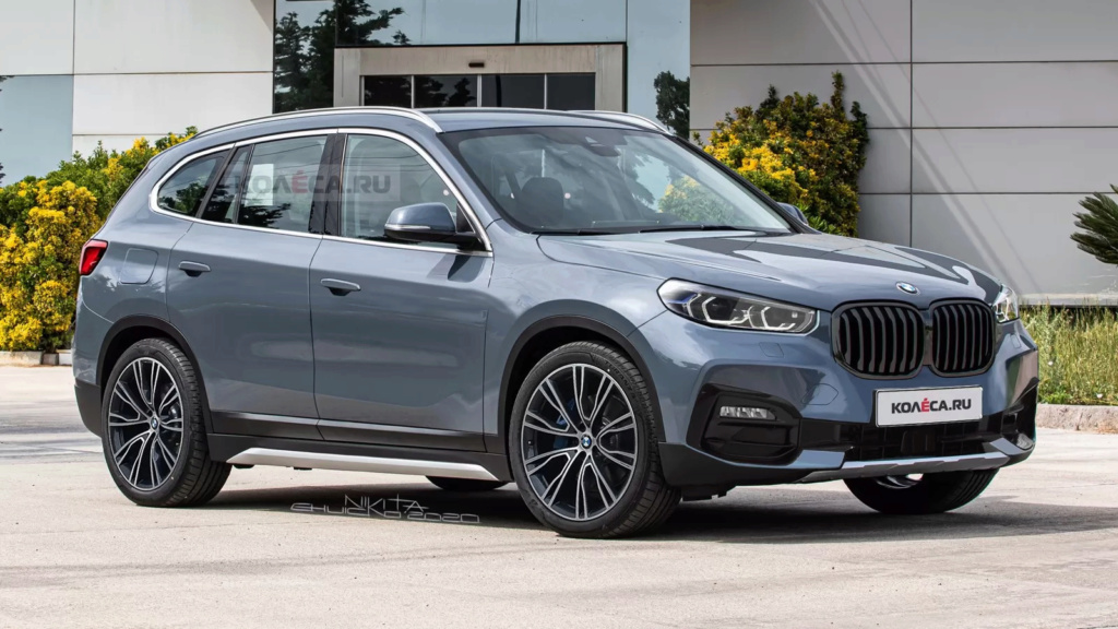 2021 - [BMW] X1 III Bmw-x110