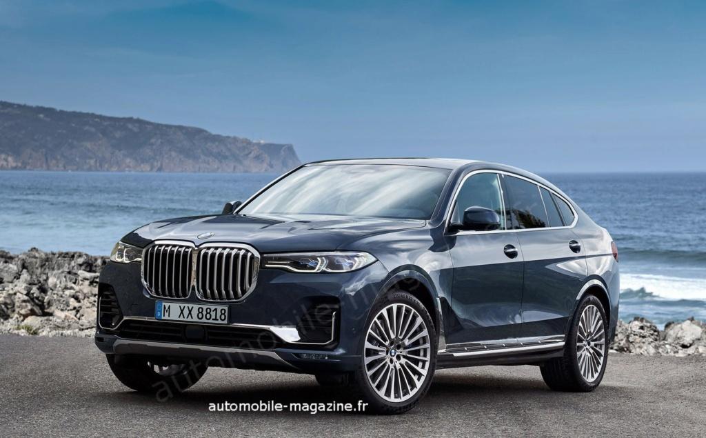 2022 - [BMW] X8 - Page 2 Bmw-x811