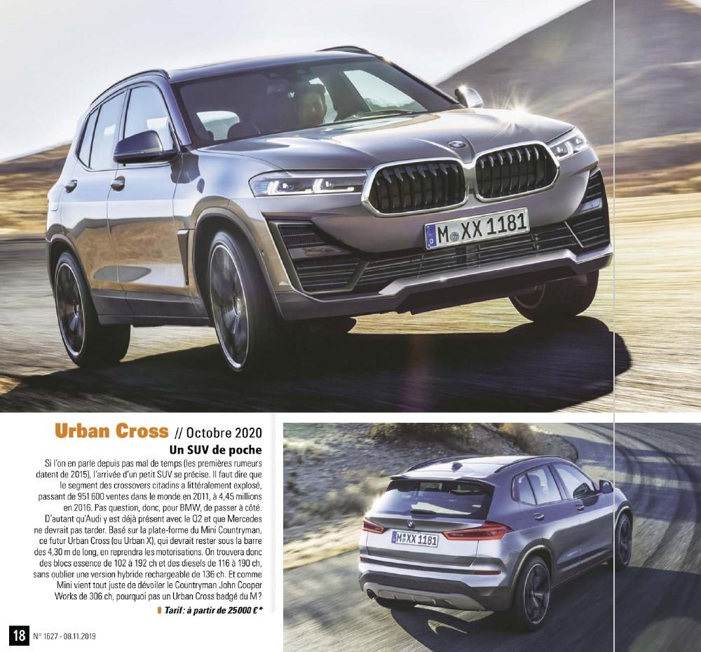 2020 - [BMW] Urban Cross (XCite) - Page 2 Bmw10