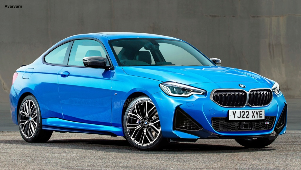 2022 - [BMW] Série 2 / M2 Coupé [G42] - Page 4 Bmw20210