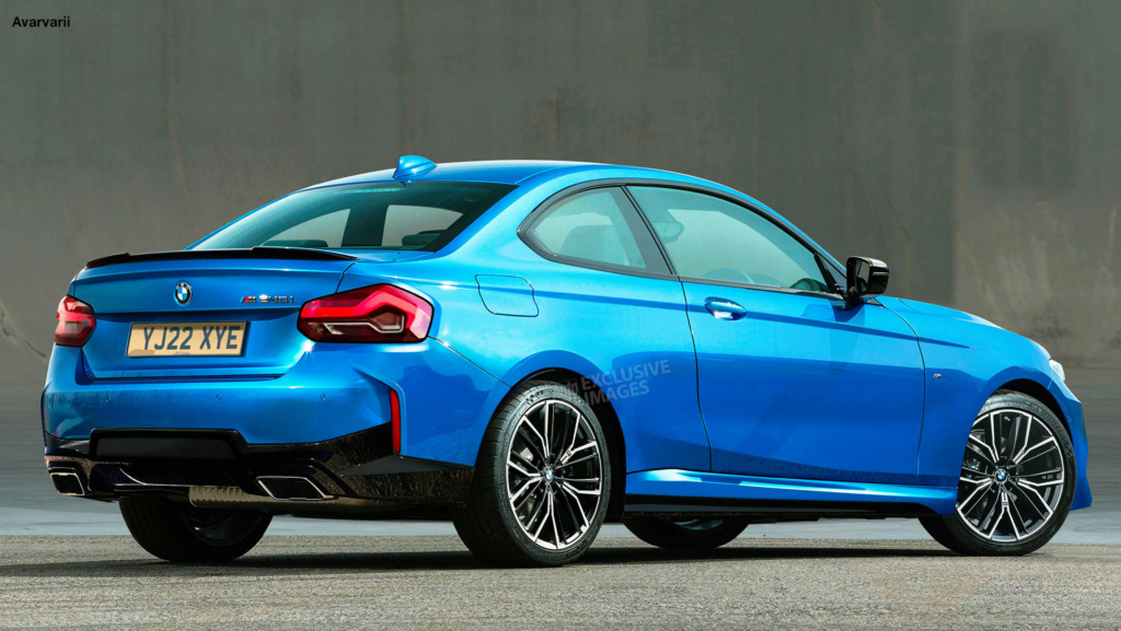 2022 - [BMW] Série 2 / M2 Coupé [G42] - Page 4 Bmw20211