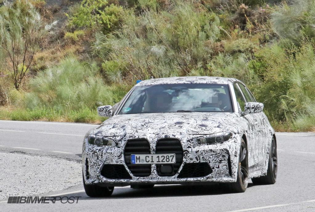 2020 - [BMW] M3/M4 - Page 17 Bmw20m11
