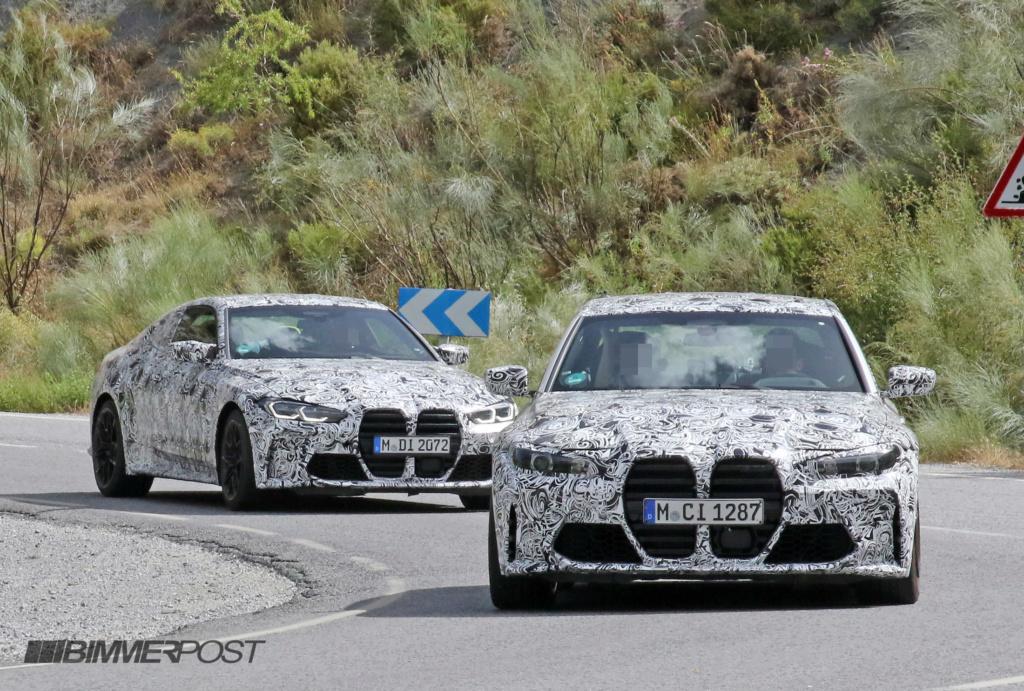 2020 - [BMW] M3/M4 - Page 17 Bmw20m12