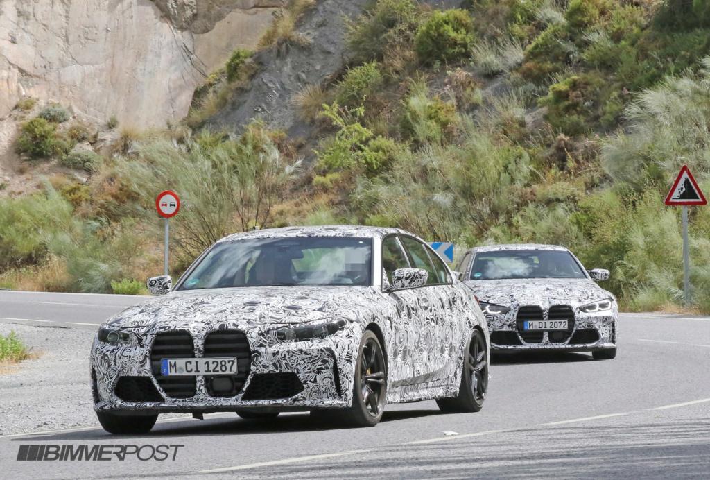 2020 - [BMW] M3/M4 - Page 17 Bmw20m14
