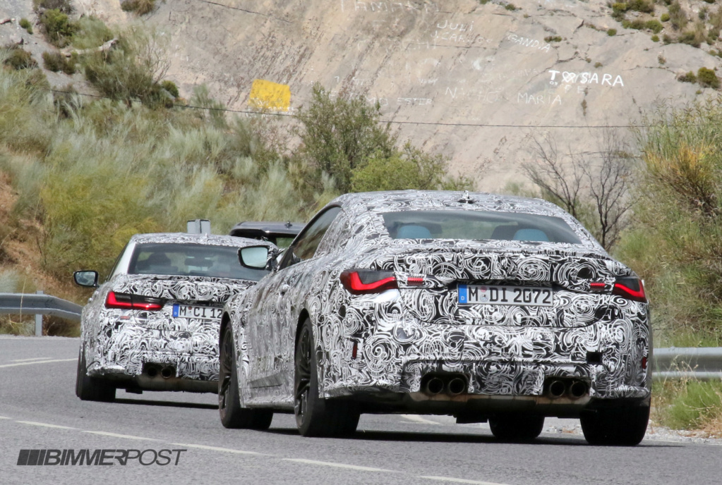 2020 - [BMW] M3/M4 - Page 17 Bmw20m16