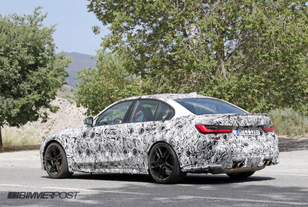 2020 - [BMW] M3/M4 - Page 17 Bmw20m17