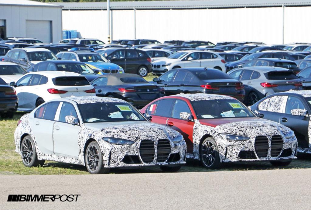 2020 - [BMW] M3/M4 - Page 18 Bmw20m32