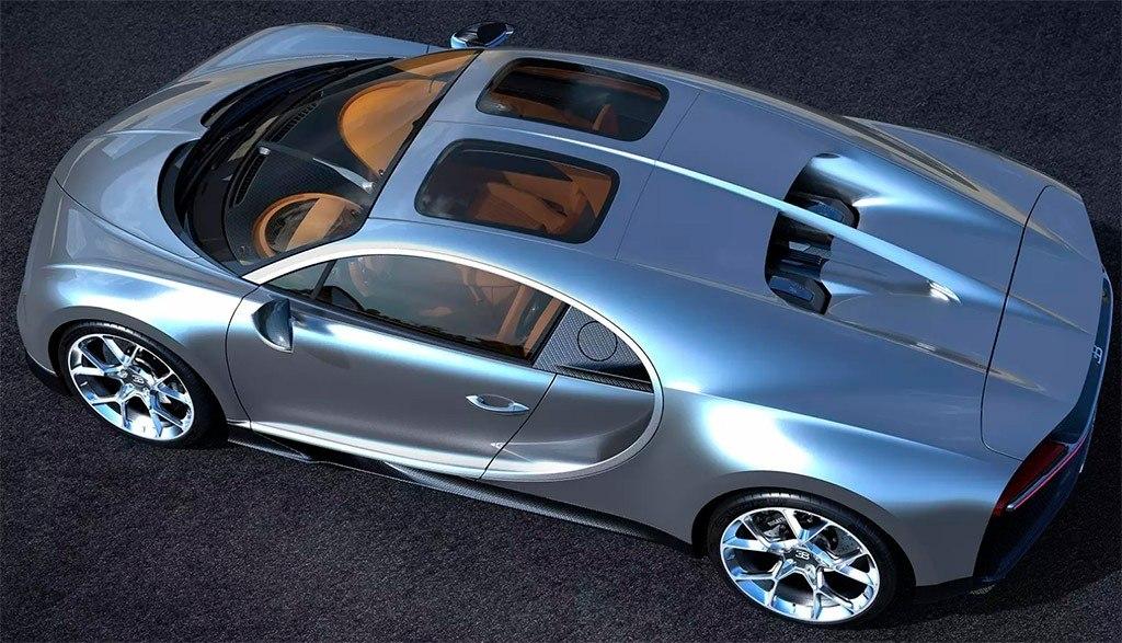 2016 - [Bugatti] Chiron  - Page 18 Bugatt10
