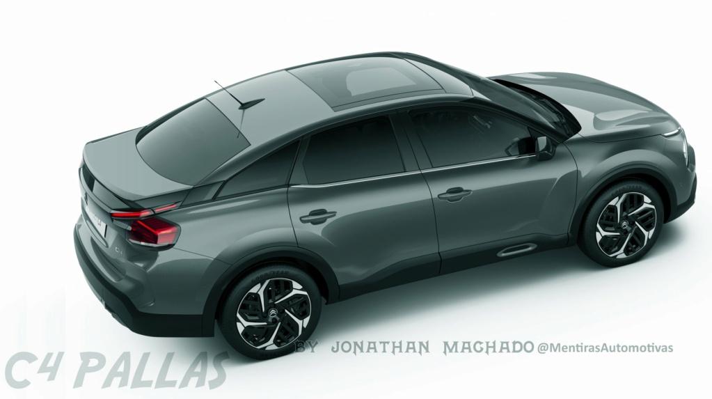 2021 - [Citroën] C4 L [C43] C4l10