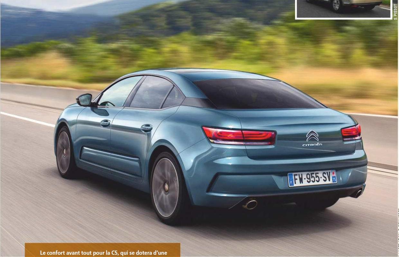2021 - [Citroën] C5 III  [E43] - Page 6 C5_10