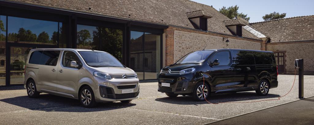 2016 - [Citroën/Peugeot/Toyota] SpaceTourer/Traveller/ProAce - Page 39 Citroe37