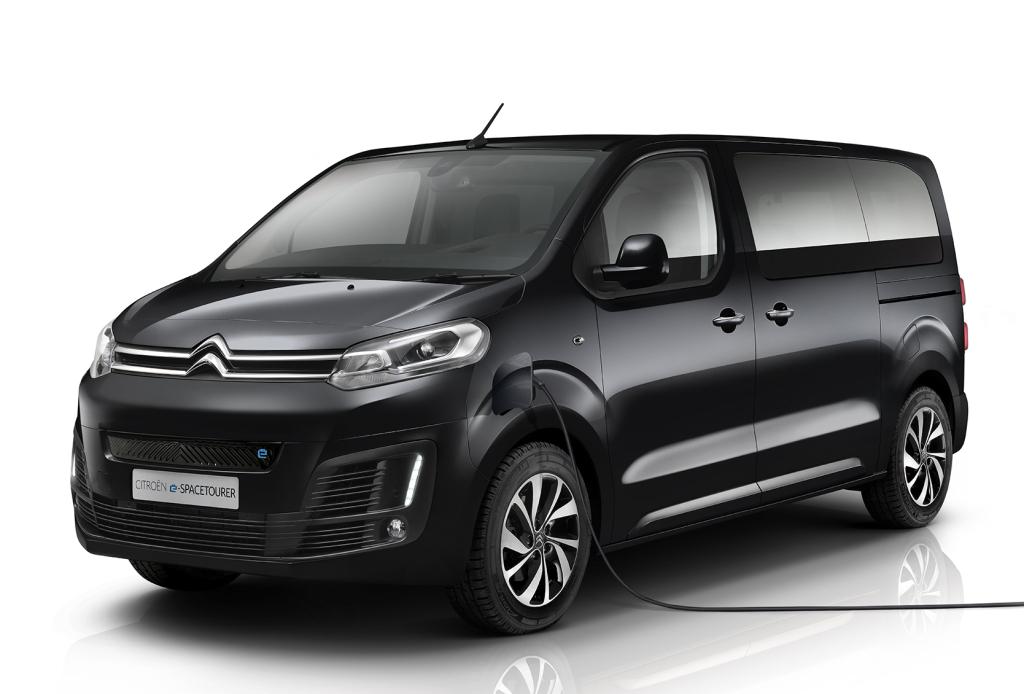 2016 - [Citroën/Peugeot/Toyota] SpaceTourer/Traveller/ProAce - Page 39 Citroe41