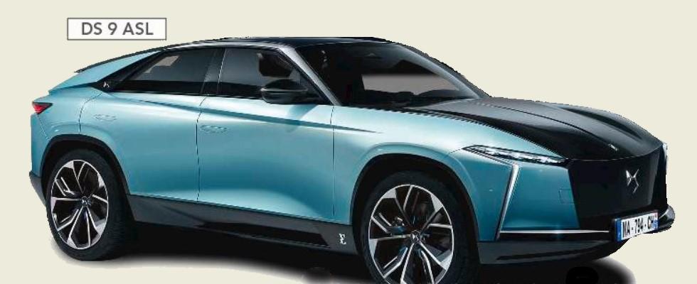 2023 - [DS Automobiles] DS8/9 Crossback Ds910