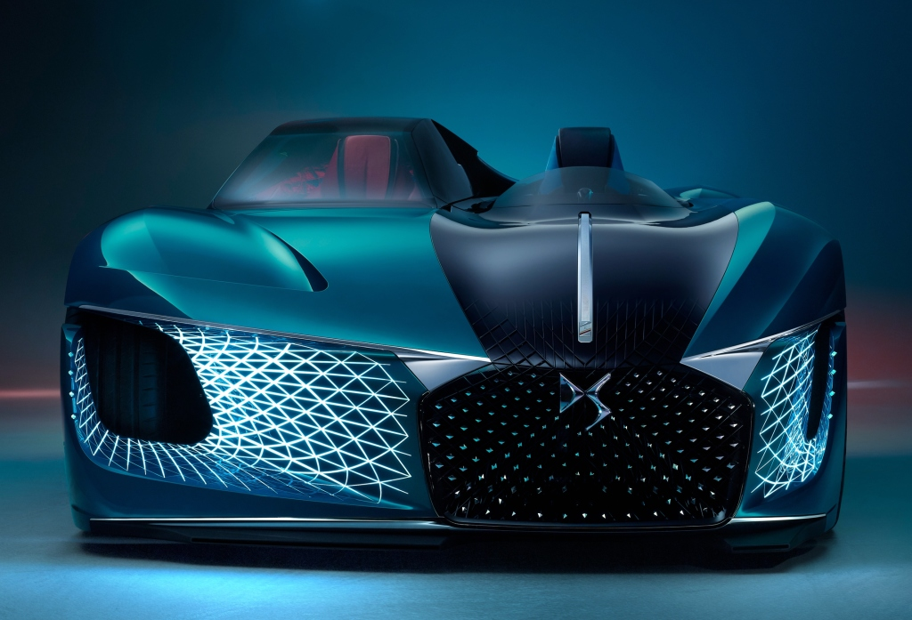 2018 - [DS Automobiles] Concept  - Page 12 Ds_x_e10