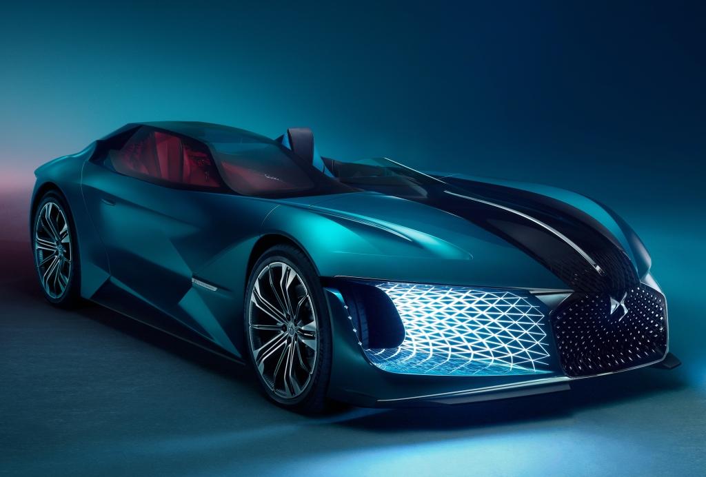 2018 - [DS Automobiles] Concept  - Page 12 Ds_x_e11