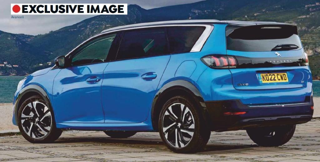 2023 - [Peugeot] 5008 III [P67] Ev20