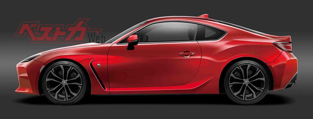 Toyota GR86/Subaru BRZ (2021) - AutoWeek.nl