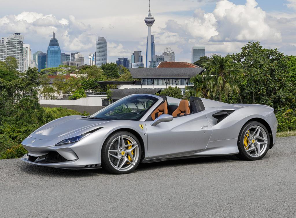 2019 - [Ferrari] F8 Tributo - Page 2 Ferrar24