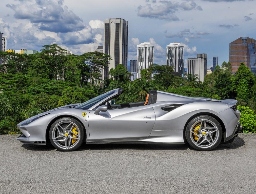 2019 - [Ferrari] F8 Tributo - Page 2 Ferrar26