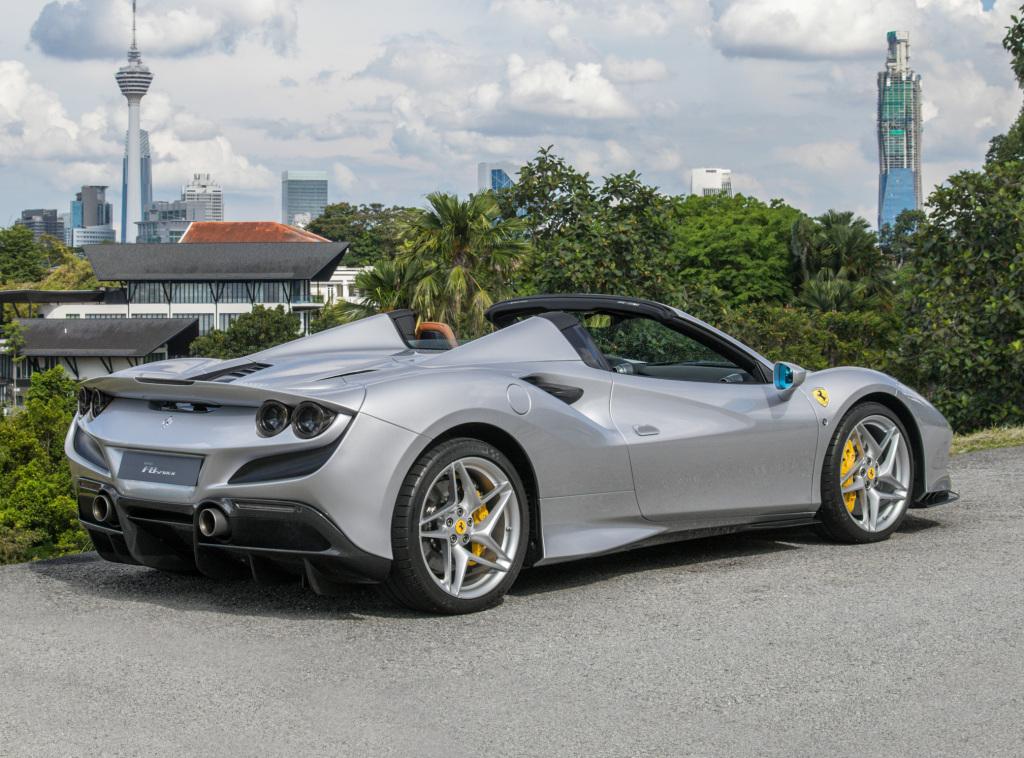 2019 - [Ferrari] F8 Tributo - Page 2 Ferrar30