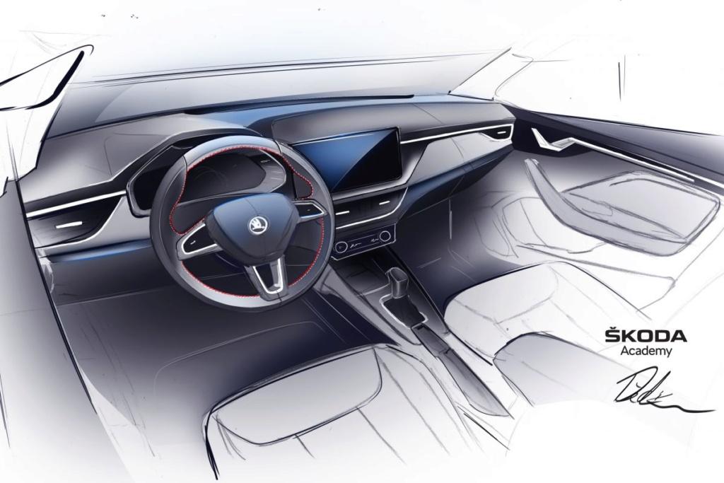2020 - [Skoda] Scala Spider Concept Fl5yf810
