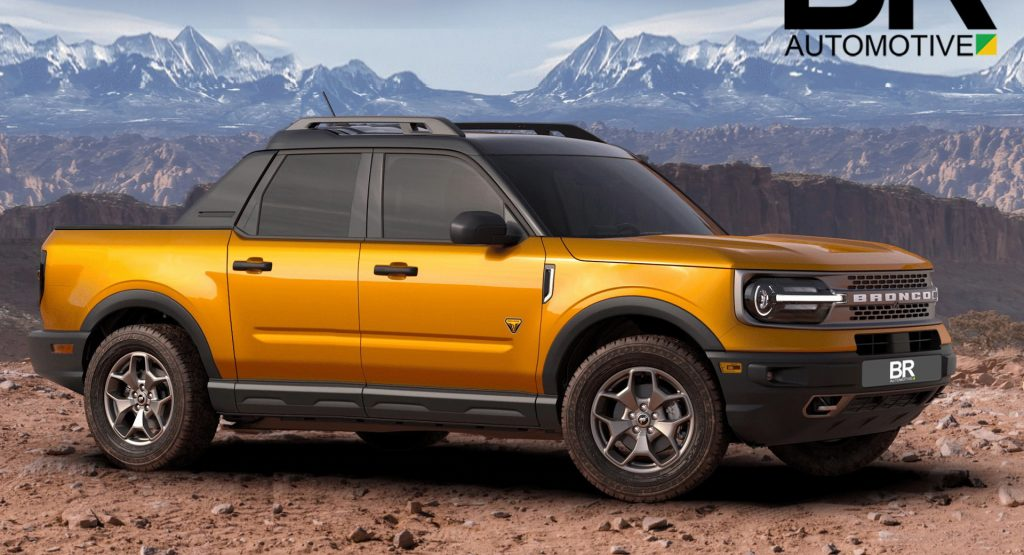 2020 - [Ford] Pickup  Ford-b13