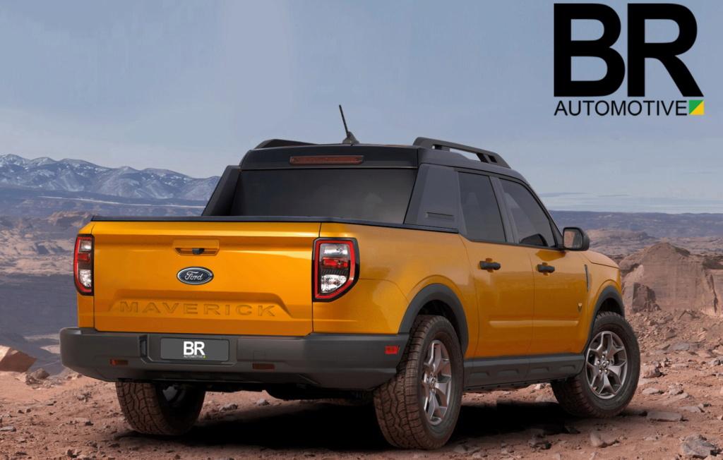 2020 - [Ford] Pickup  Ford-b14