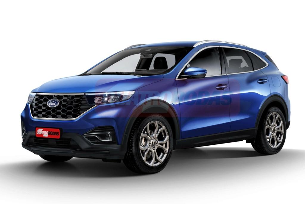 2022 - [Ford] Ecosport Ford-e11