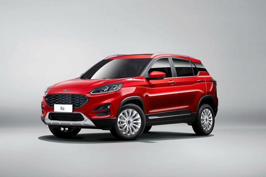 2022 - [Ford] Ecosport Ford-e13