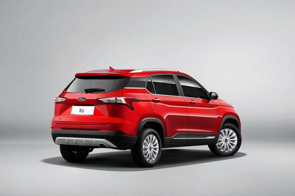 2022 - [Ford] Ecosport Ford-e14