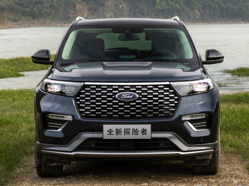 2019 - [Ford] Explorer - Page 3 Ford_e16