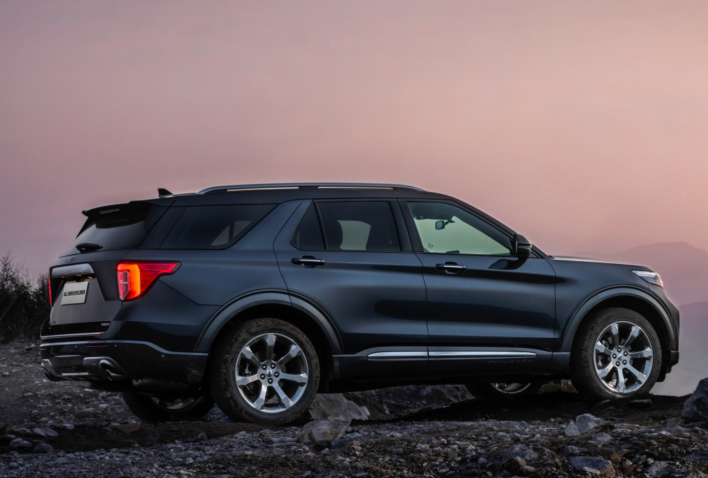 2019 - [Ford] Explorer - Page 3 Ford_e23