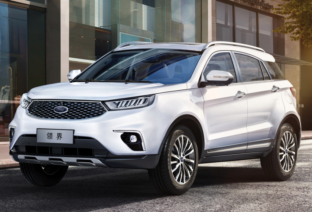 2018 - [Ford] Territory Ford_t13