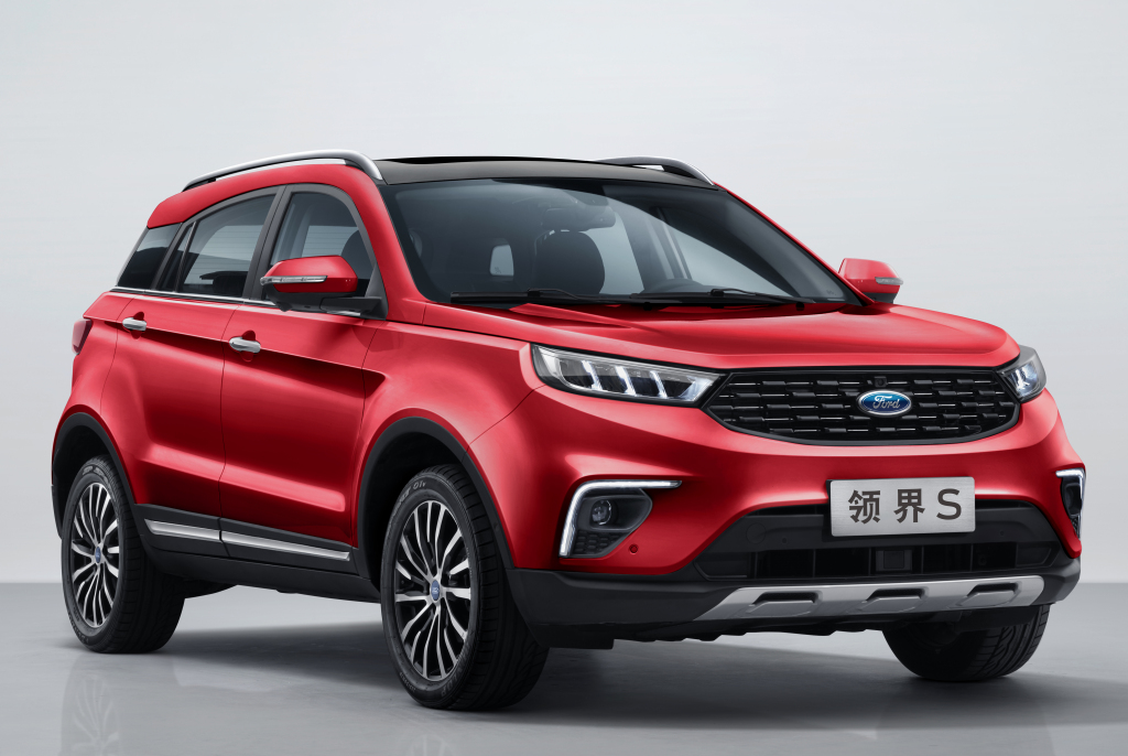 2018 - [Ford] Territory - Page 2 Ford_t33
