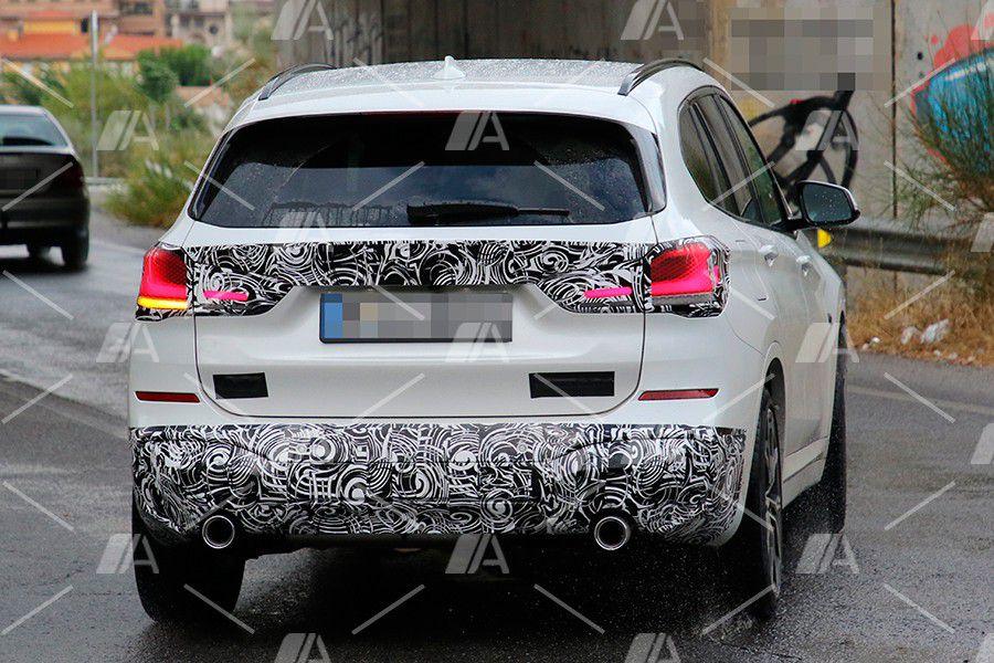 2019 - [BMW] X1 restylé [F48 LCI] Fotos-10