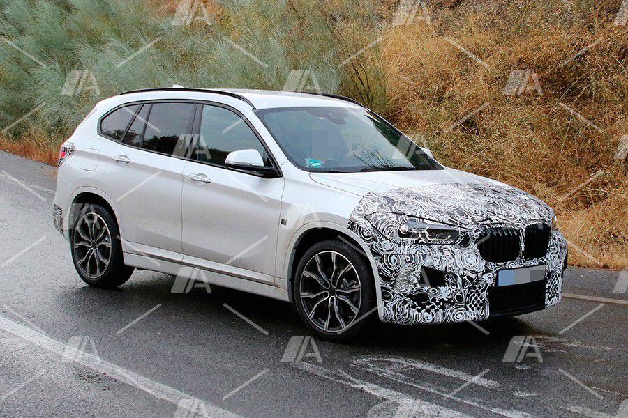 2019 - [BMW] X1 restylé [F48 LCI] Fotos-11