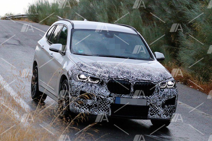2019 - [BMW] X1 restylé [F48 LCI] Fotos-12