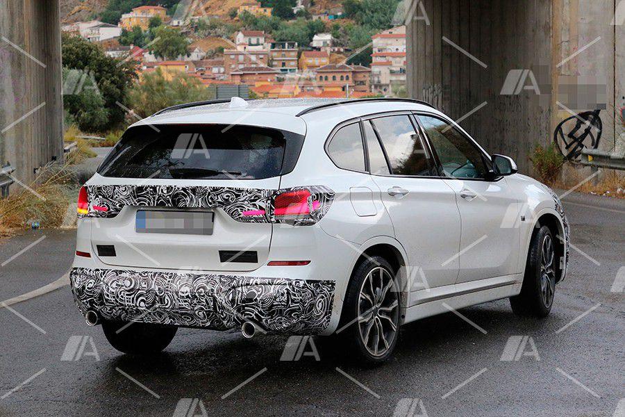 2019 - [BMW] X1 restylé [F48 LCI] Fotos-13