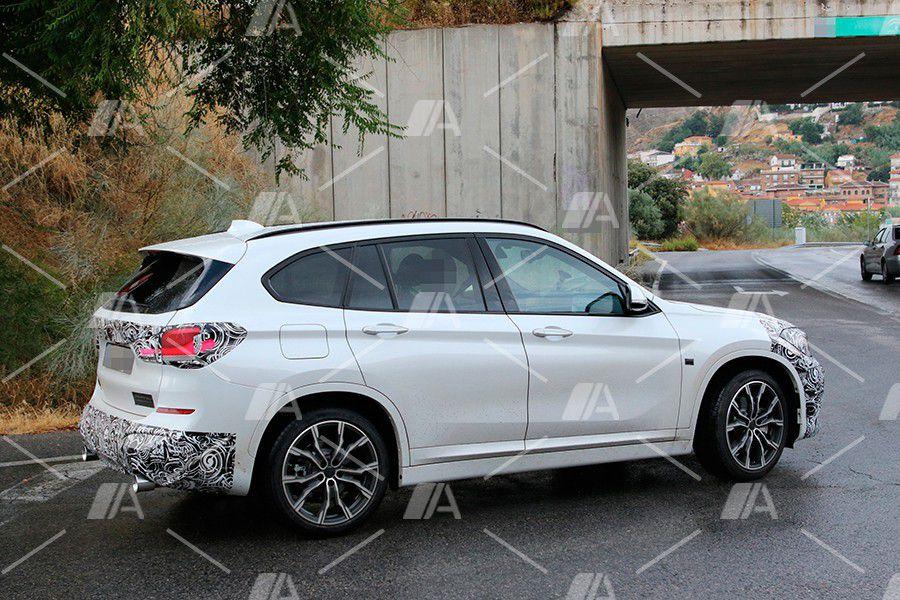 2019 - [BMW] X1 restylé [F48 LCI] Fotos-14