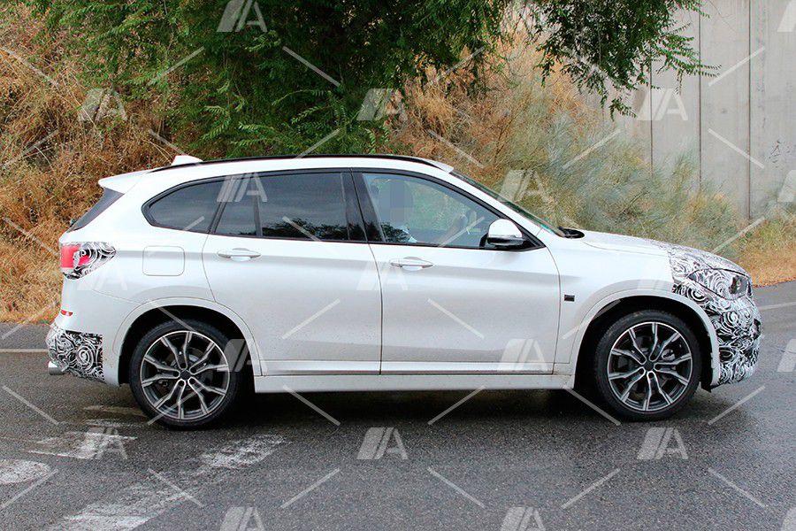 2019 - [BMW] X1 restylé [F48 LCI] Fotos-15