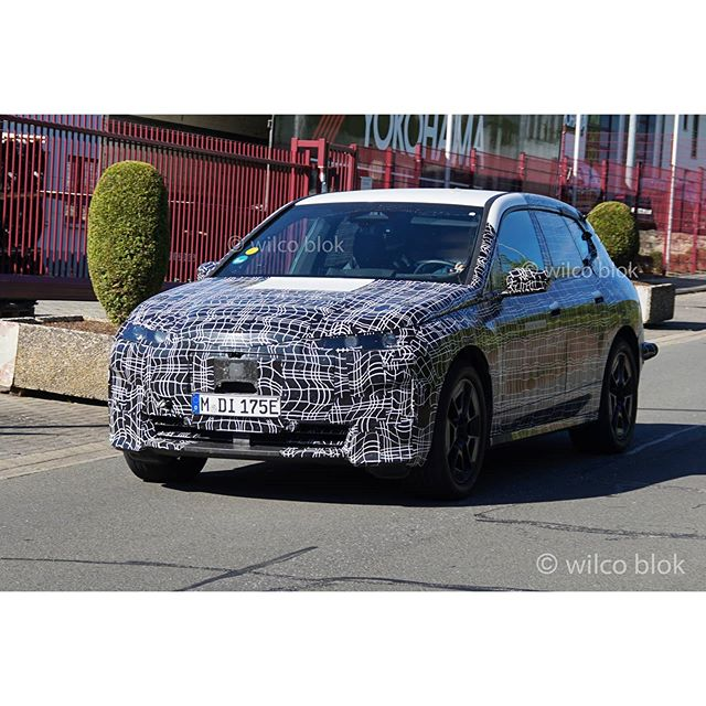 2021 - [BMW] iNext SUV - Page 5 Fr35